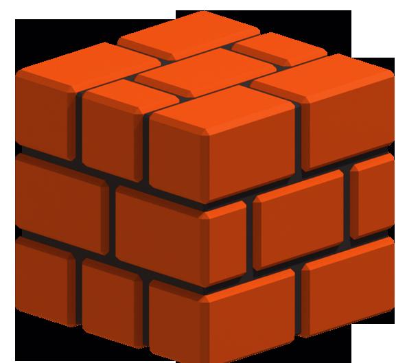 Brick PNG - 2417