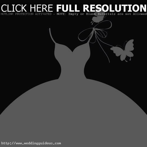 . PlusPng.com Nice Wedding Dress Silhouettes 1000 Ideas About Dress Silhouette On  Pinterest Neckline Dress PlusPng.com  - Bridal Gown Silhouettes PNG