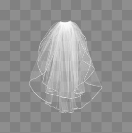 Bridal Veil PNG - 56513
