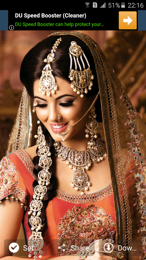 Bridal Makeup HD Wallpapers- screenshot - Bride HD PNG