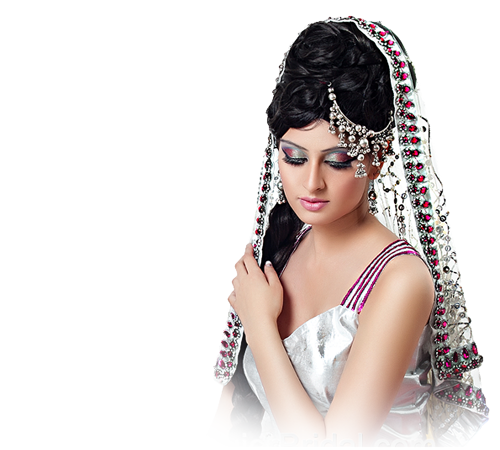 . PlusPng.com hair and makeup artist shimlas asian bridal makeup london birmingham  coventry leicester nottingham wolverhton walsall derby 2 hd PlusPng.com  - Bride HD PNG