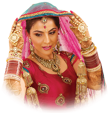 makeup artist kolkata - Bride HD PNG