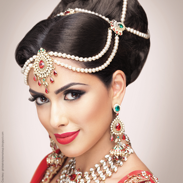 Top Five Trending Wedding Hairstyles - Bride HD PNG