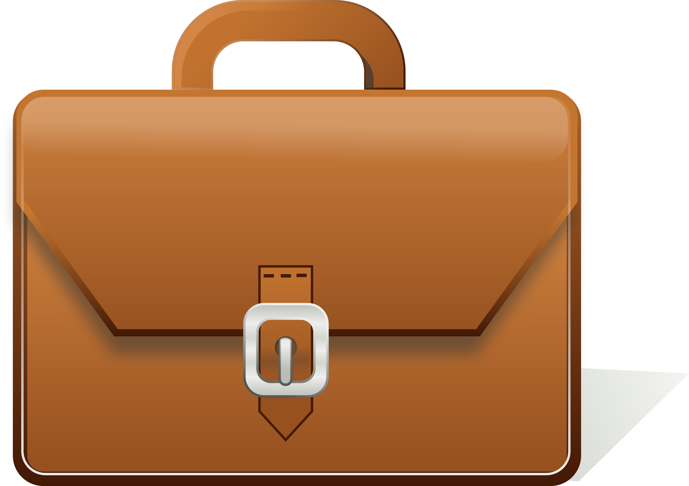 BIG IMAGE (PNG) - Briefcase HD PNG