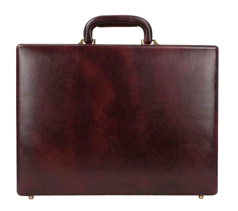 Leather Briefcase PNG Transparent Image - Briefcase HD PNG