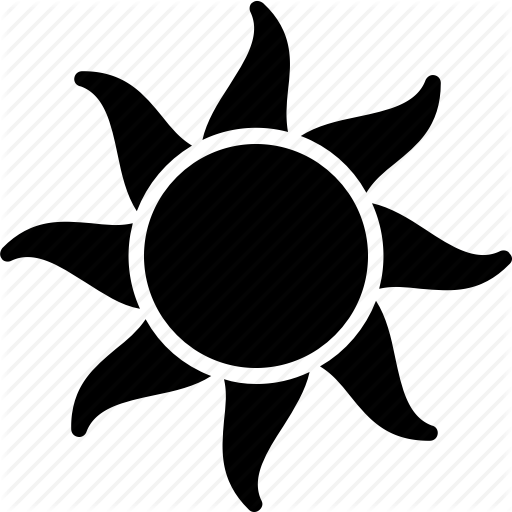 bright day, hot day, sun, sunny day, sunshine icon - Bright Sunny Day PNG