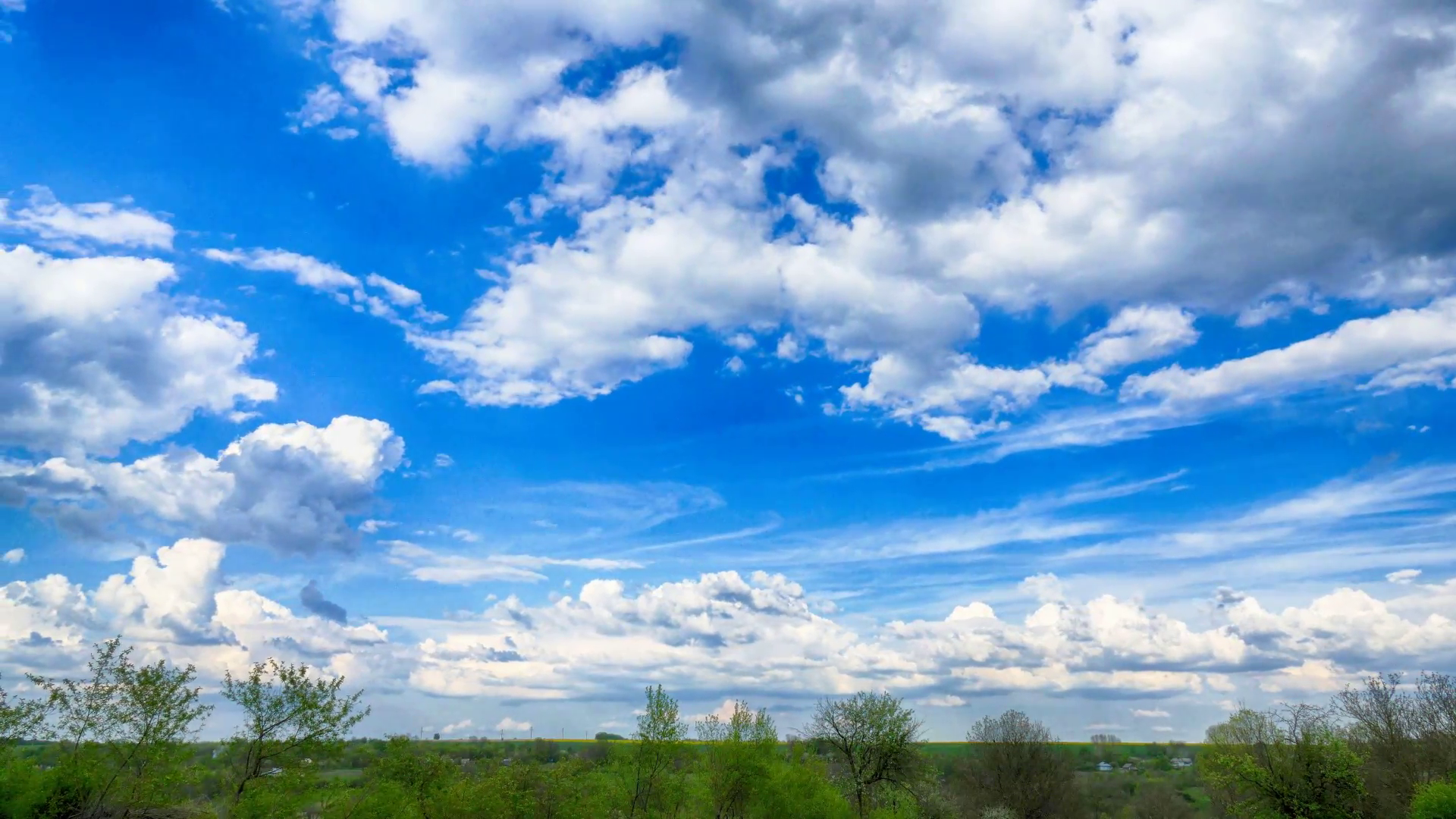 Bright sunny day. Moving clouds from left to right Stock Video Footage -  VideoBlocks - Bright Sunny Day PNG