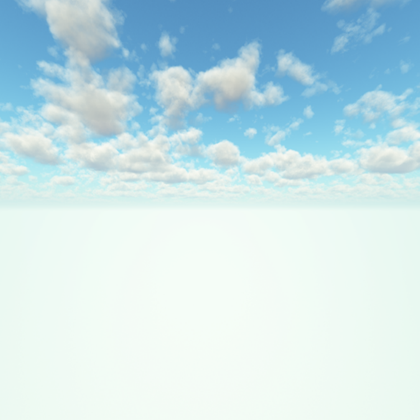 Bright Sunny Day Skybox - Bright Sunny Day PNG