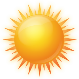 Format: PNG - Bright Sunny Day PNG