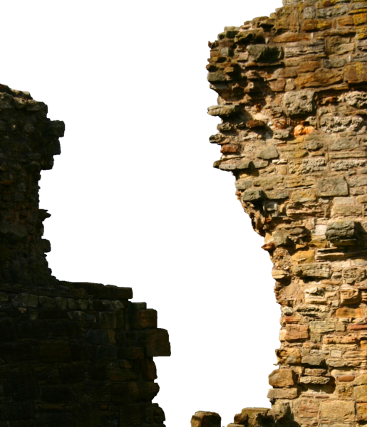 Broken Brick Wall (PSD)