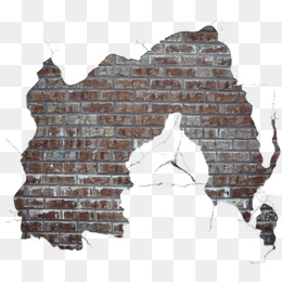 cracks in the walls, Wall, Crack, Brick PNG Image and Clipart - Broken Brick Wall PNG
