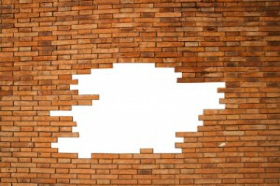 repairerofwalls - Broken Brick Wall PNG