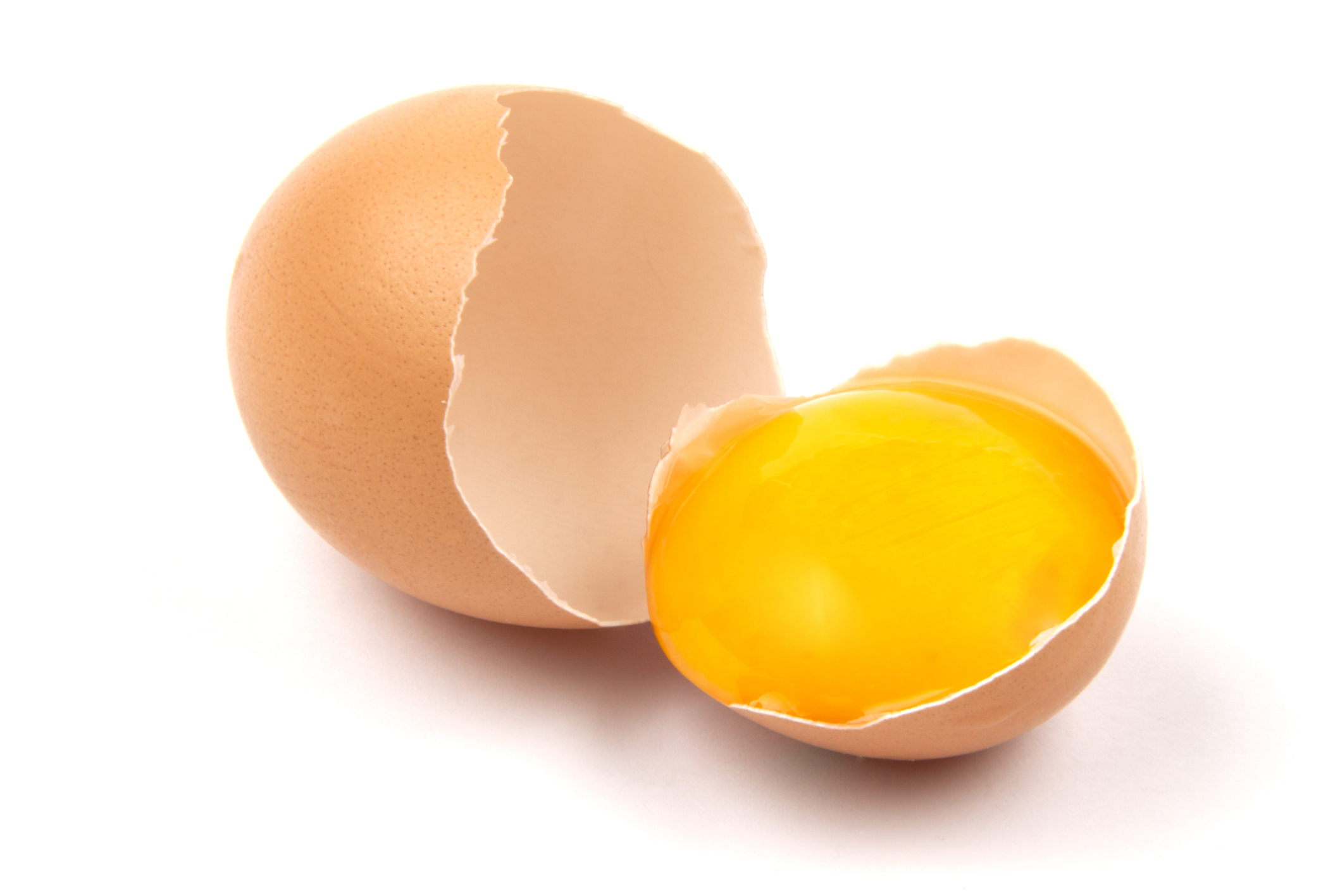 Broken Egg PNG HD