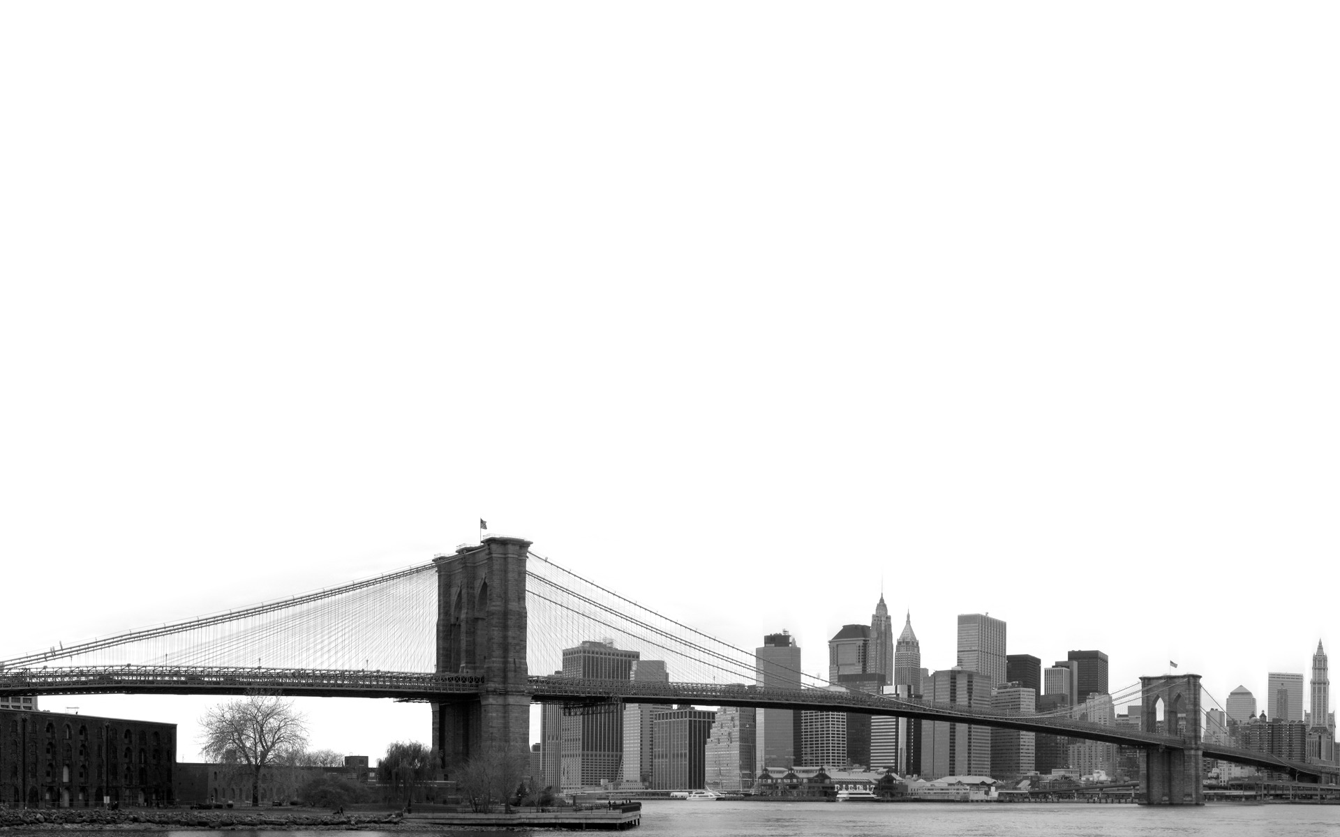 Brooklyn Bridge PNG HD