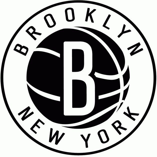 Brooklyn Nets Alternate Logo On Chris Creameru0027s Sports Logos Page -  SportsLogos. A Virtual Museum Of Sports Logos, Uniforms And Historical  Items. - Brooklyn Nets PNG