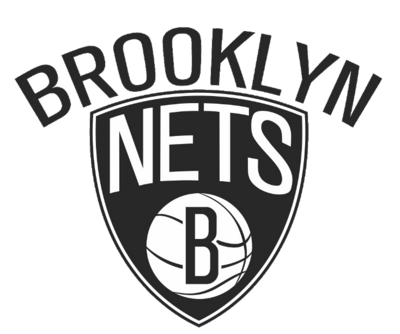 Brooklyn nets logo clipart - Brooklyn Nets PNG