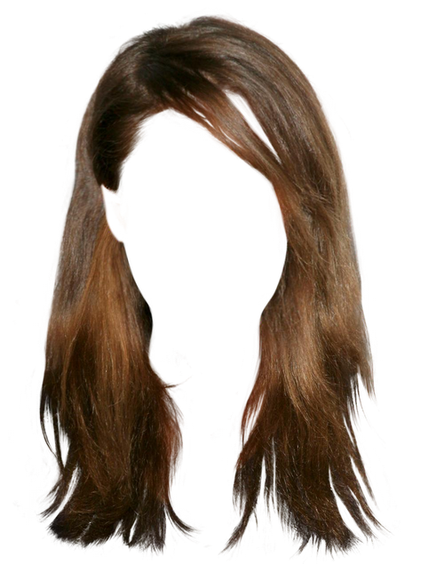 Brown Wig Png Transparent Brown Wig Png Images Pluspng