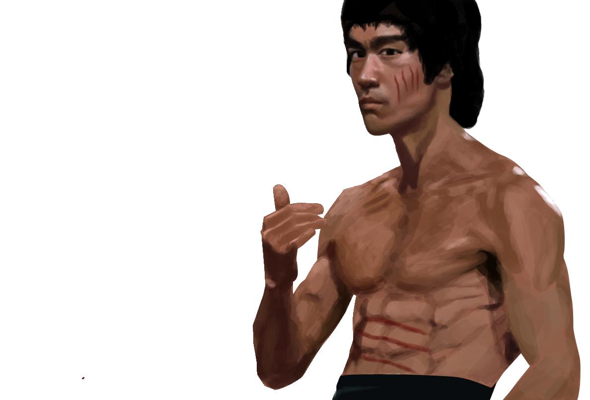 Bruce Lee PNG - 15373