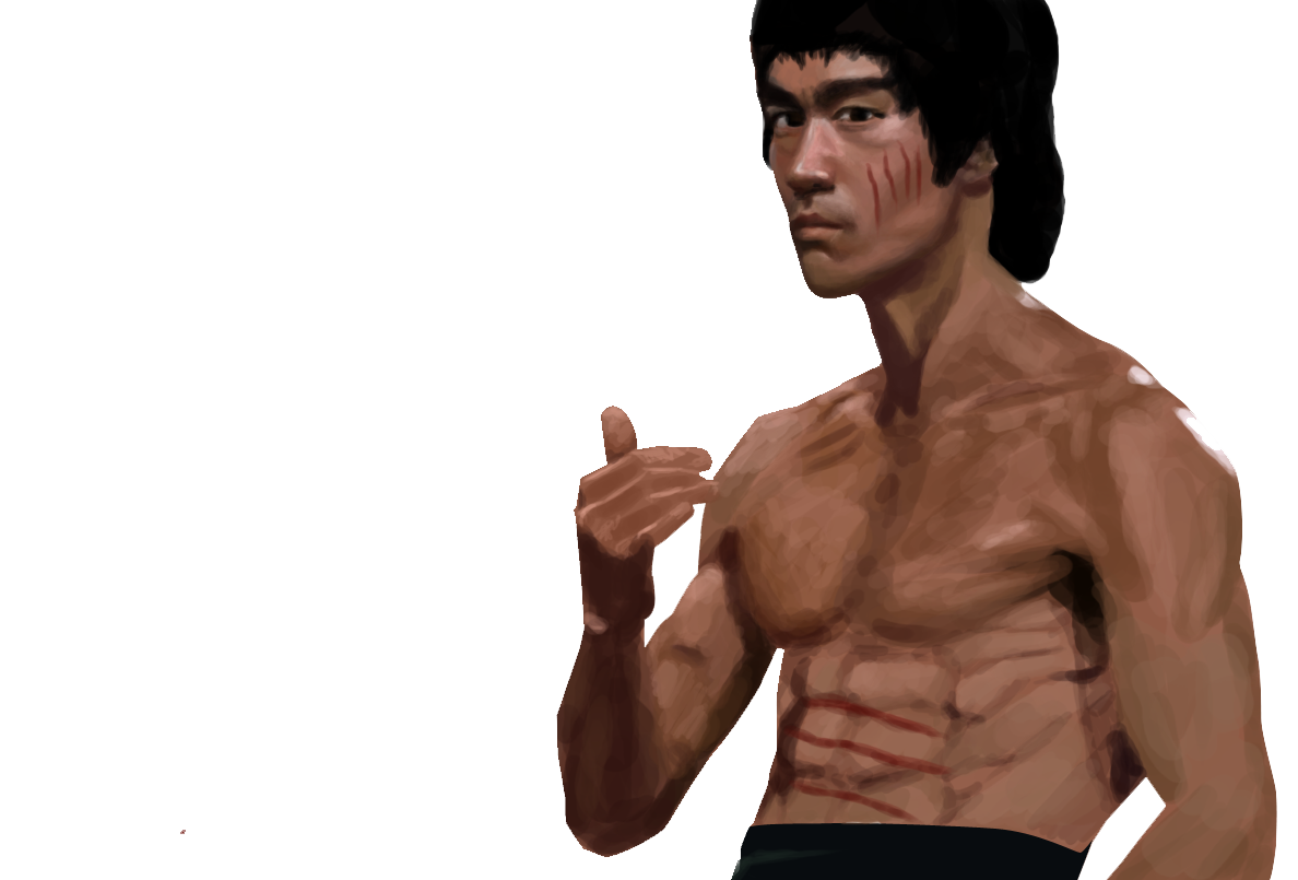 Bruce Lee PNG-PlusPNG.com-1188 - Bruce Lee PNG