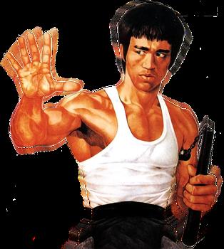 Bruce Lee PNG - 15366