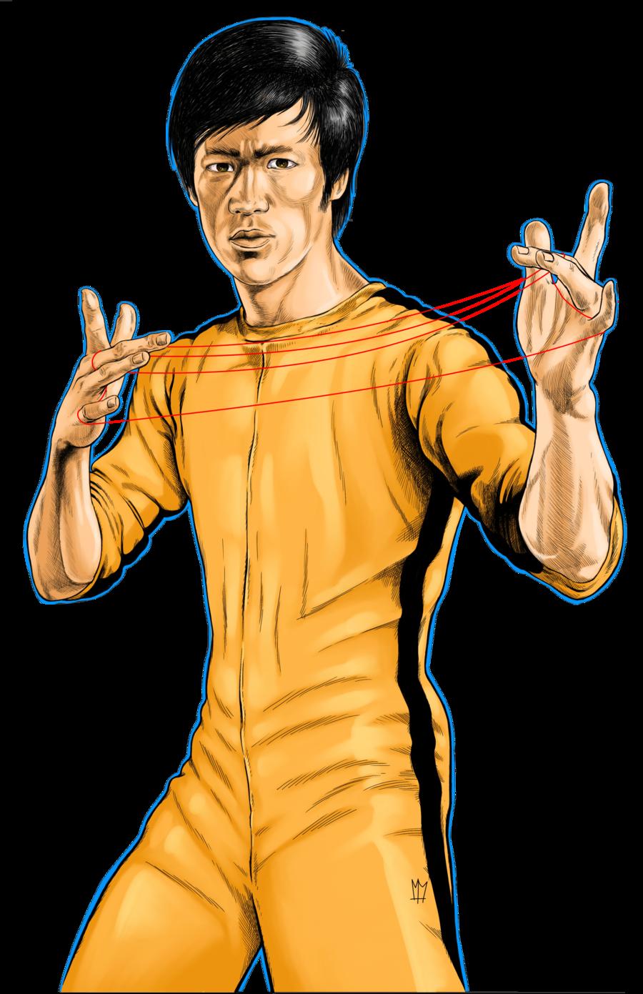 Bruce Lee PNG-PlusPNG.com-900 - Bruce Lee PNG