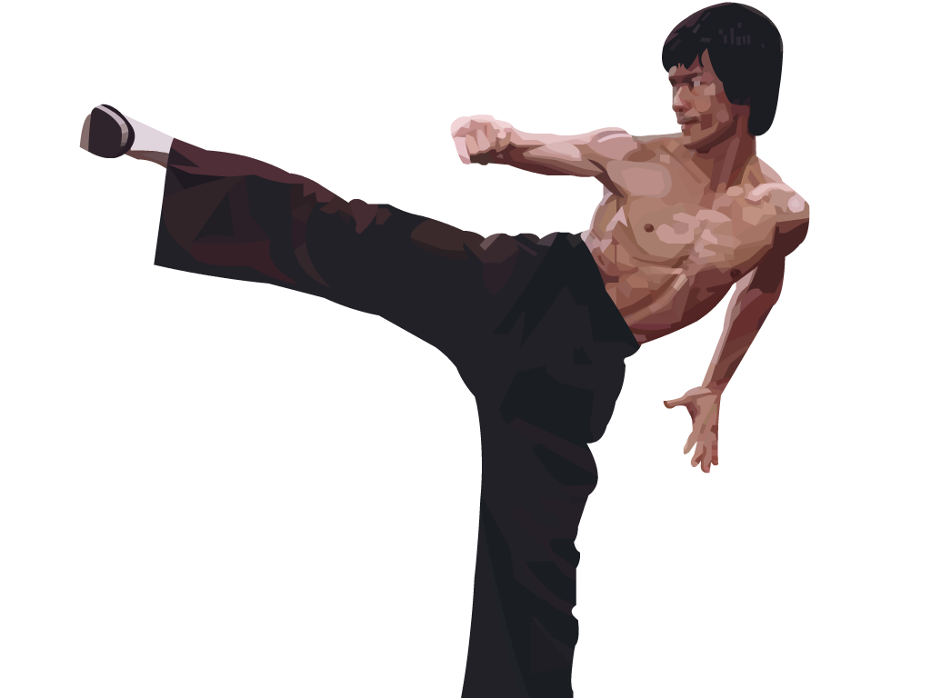 Bruce Lee PNG - 15364