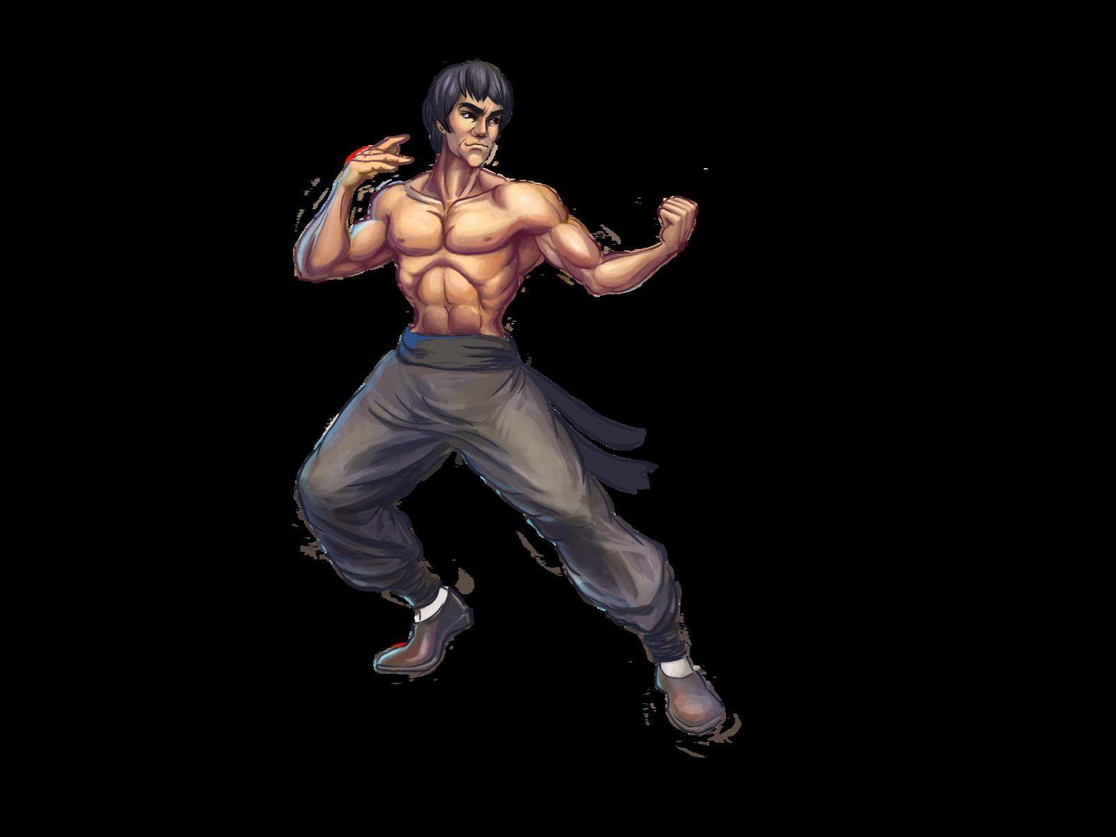 Bruce Lee PNG - 15363