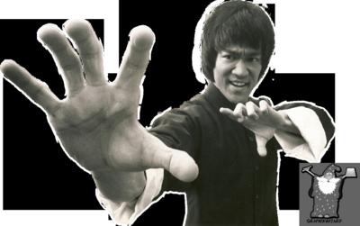 Bruce Lee PNG - 15376