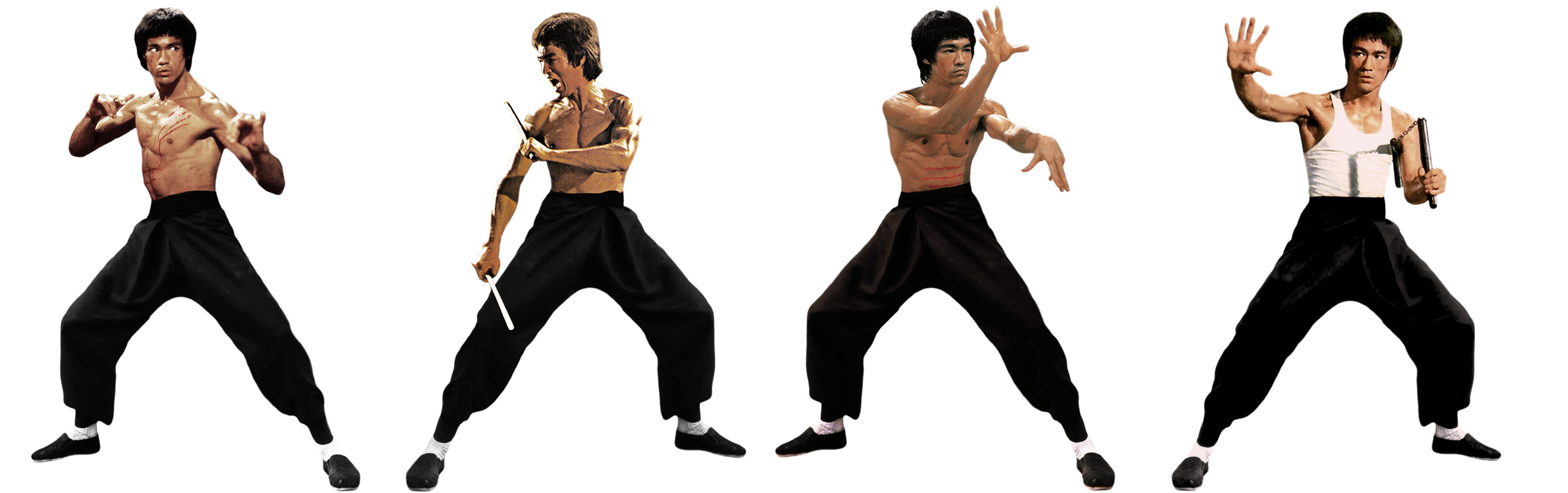 Bruce Lee Transparent Background - Bruce Lee PNG