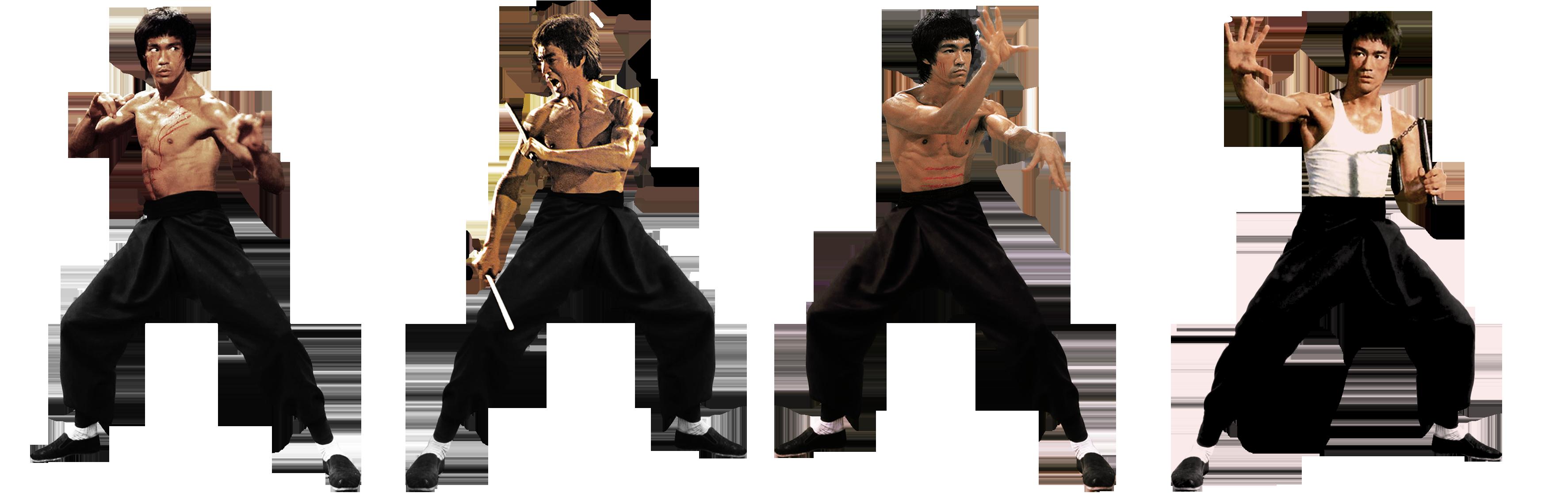 Bruce Lee PNG - 15379