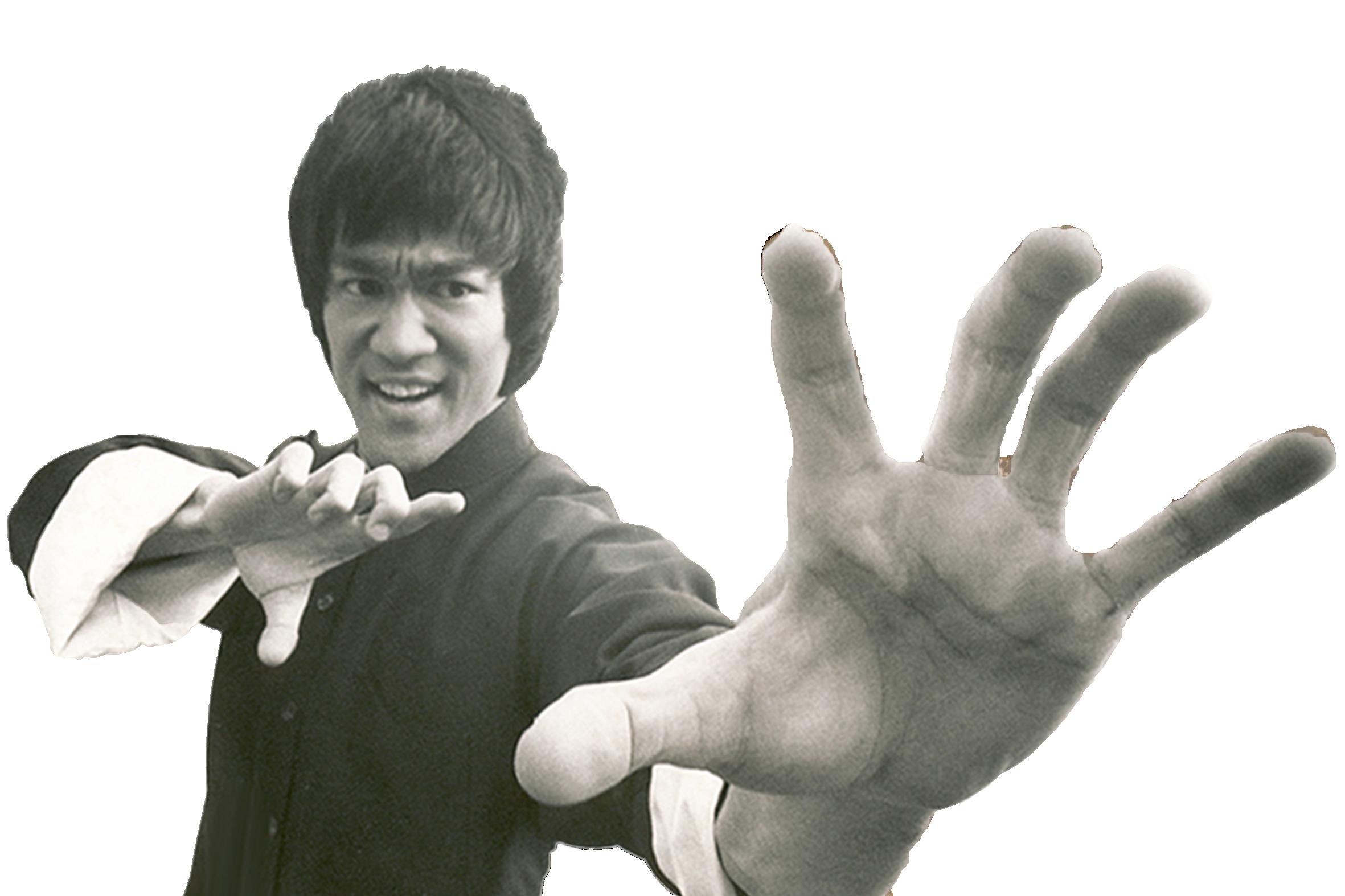 Bruce Lee PNG - 15359