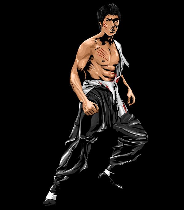 Bruce Lee PNG - 15368