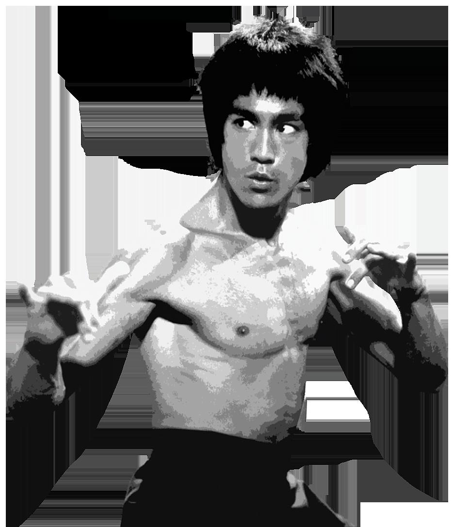 Bruce Lee PNG - 15357