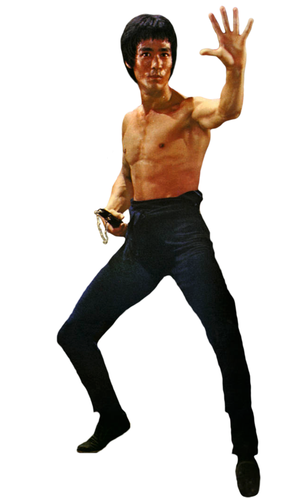 Bruce Lee PNG - 15360