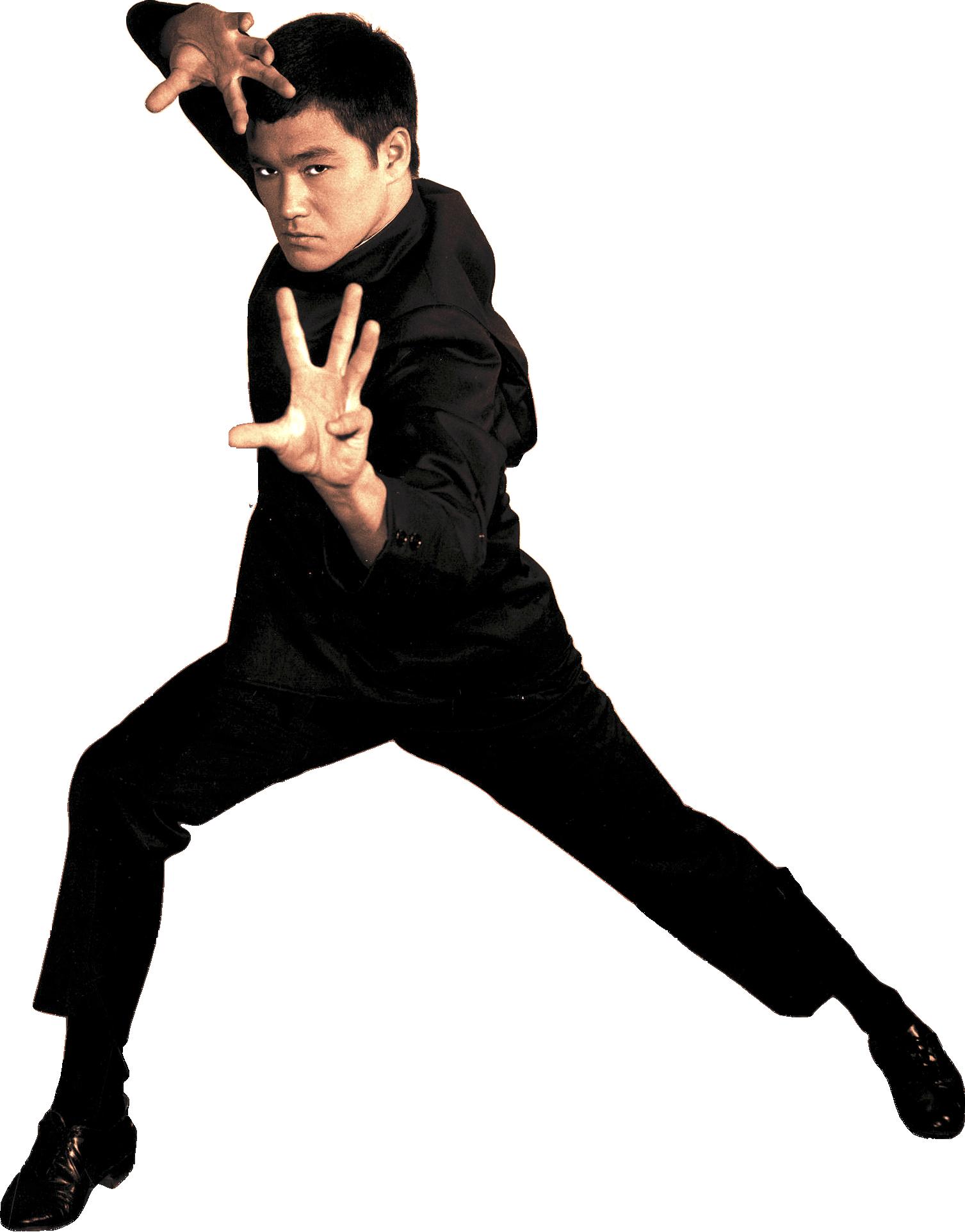 Bruce Lee PNG - 15370