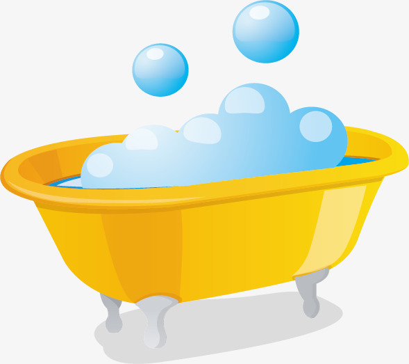 Bubble bath, Bubble, Bathtub, Cartoon PNG and Vector - Bubble Bath PNG Free