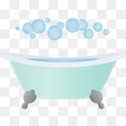 Bubble Bath PNG Free - 137141