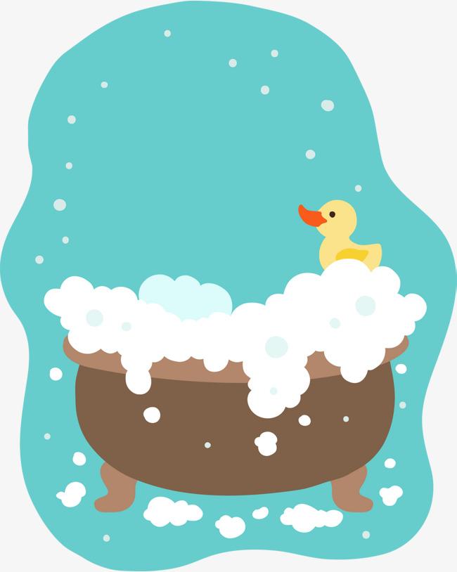 Bubble Bath PNG Free - 137144