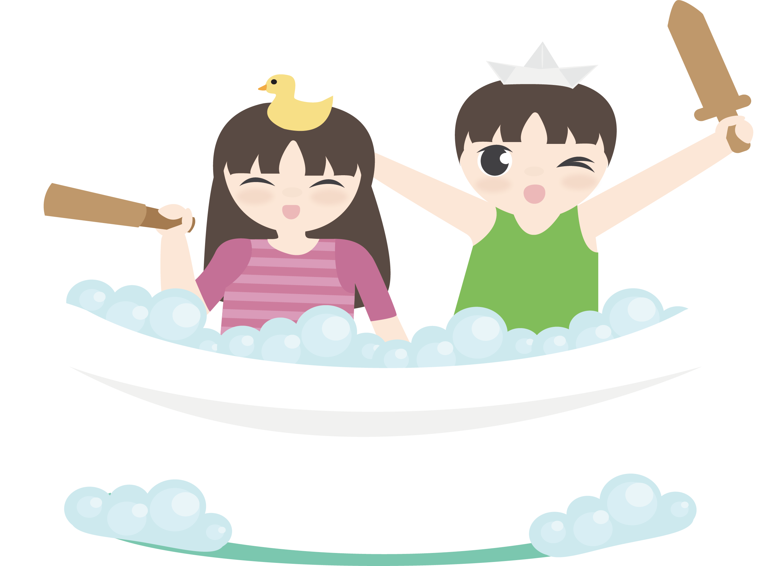 Download Euclidean Vector Illustration - Bubble Bath Vector 2485*1825  Transprent Png Free Download - Art, Organ, Food. - Bubble Bath PNG Free