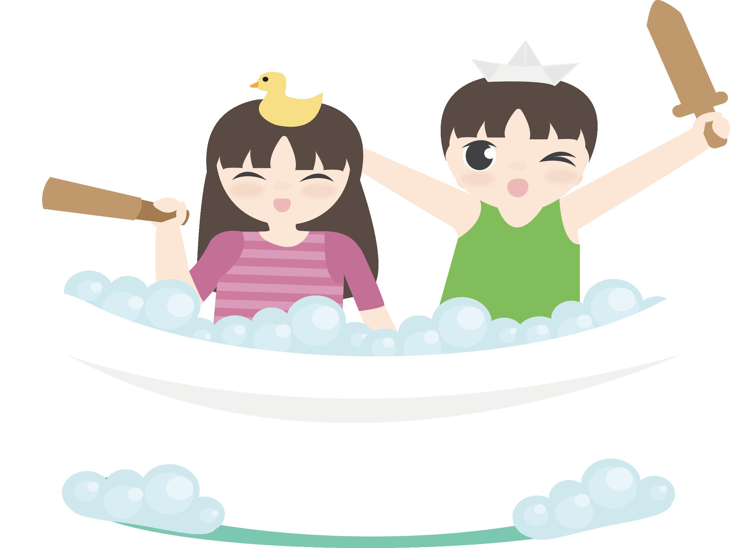 Bubble Bath PNG Free - 137159