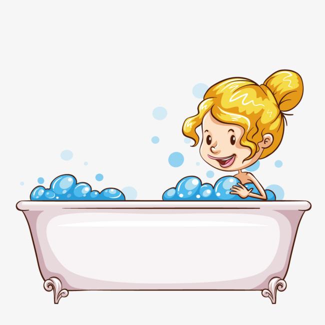 Bubble Bath PNG Free - 137149