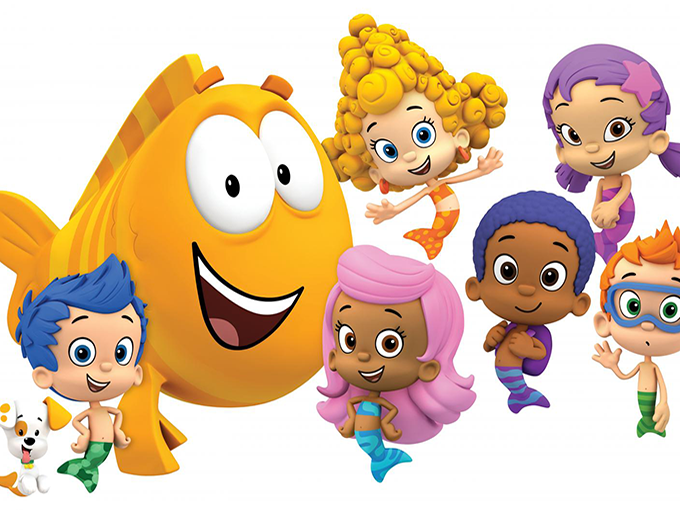 Bubble Guppies PNG HD-PlusPNG.com-680 - Bubble Guppies PNG HD