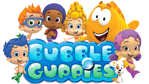 For the past couple of weeks Riley and my niece Tia have been testing out  some toys from the new Fisher-Price Bubble Guppies Range, which features a  PlusPng.com  - Bubble Guppies PNG HD