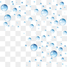 blue bubble vector, Bubble, B