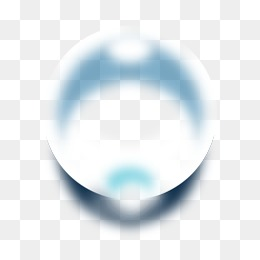 HD blue bubble decoration - Bubble PNG HD