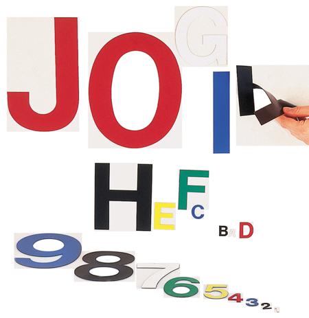 Magnetbuchstaben und -zahlen - Buchstaben Und Zahlen PNG
