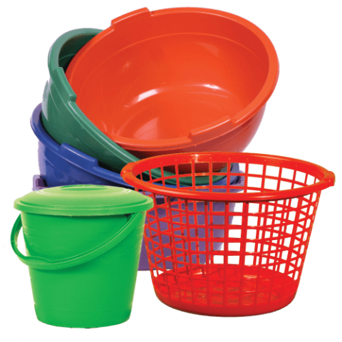 Plastic Bucket PNG Transparent Image - Bucket HD PNG