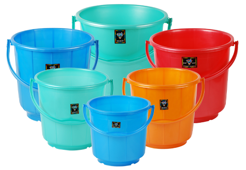 Plastic Bucket Transparent PNG - Bucket HD PNG