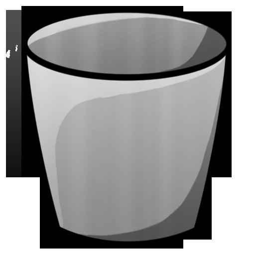 512x512 pixel - Bucket PNG