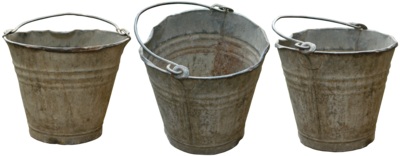 bucket png by gd08 PlusPng.com  - Bucket PNG